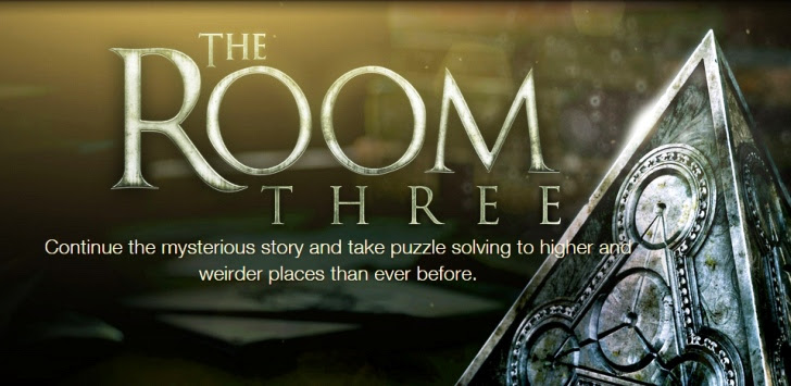 The Room Three v1.0 APK + OBB (Data) Full Free Download