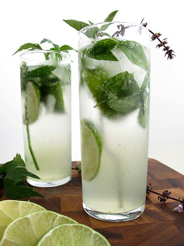 Collins and Mojito