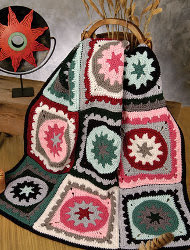 Historic Aztec Blanket