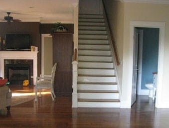 L-Shaped Open Floorplan - How To Decorate