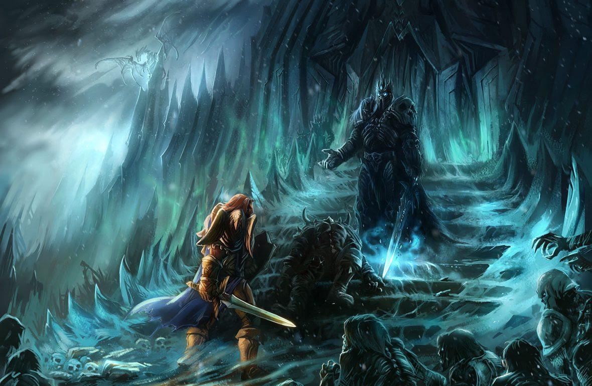 The Story of Arthas Menethil - Freya Lite