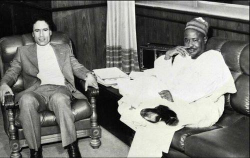 Ahidjo Gaddafi