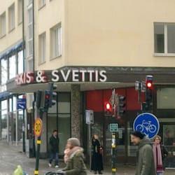 Annorlunda Möbler Friskis Och Svettis I Stockholm