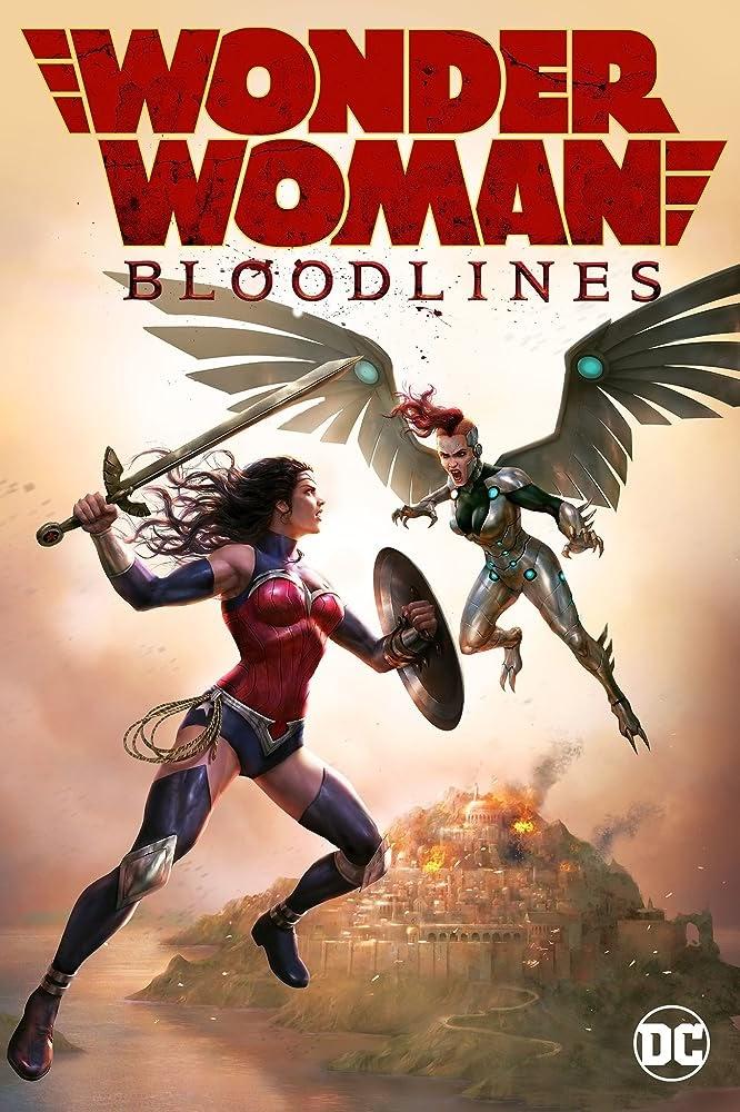 Жената Чудо - Кръвни линии