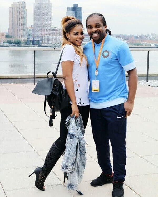 We are not friends — Laura Ikeji on her relationship with her brother-in-law's wife, Amara Kanu