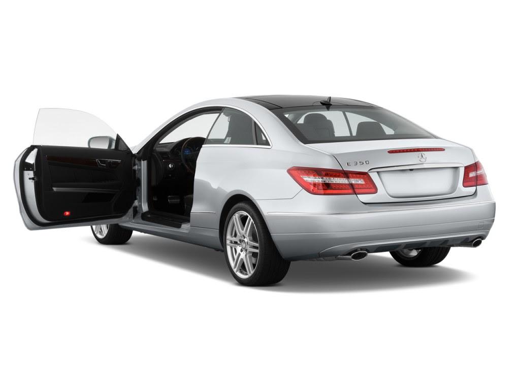 Image: 2012 Mercedes-Benz E Class 2-door Coupe 3.5L RWD ...