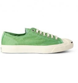 Converse Jack Purcell Cotton-twill Sneakers
