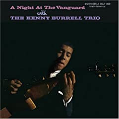 A Night At The Vanguard cover