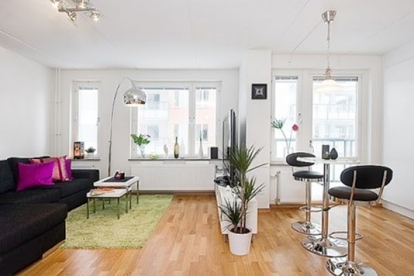Stunning Studio Apartments Designs Plans 600 x 401 · 52 kB · jpeg