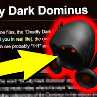 Roblox Dominus Picture Id