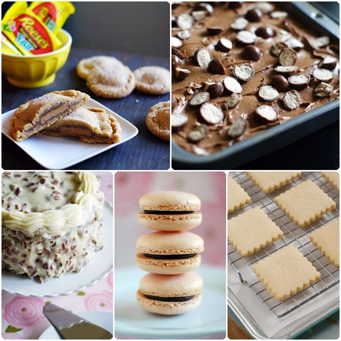 Bake at 350: favorites from 2013 (10 decorated cookies + 5 recipes)