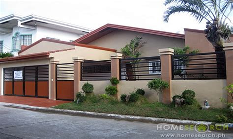 simple bungalow house design philippines philippine