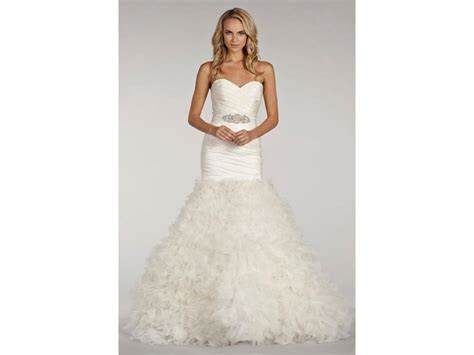 Lazaro Lovelle, $600 Size: 12   Sample Wedding Dresses