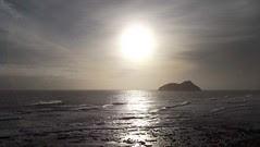 Sunrise Over Whangaokeno/East Island