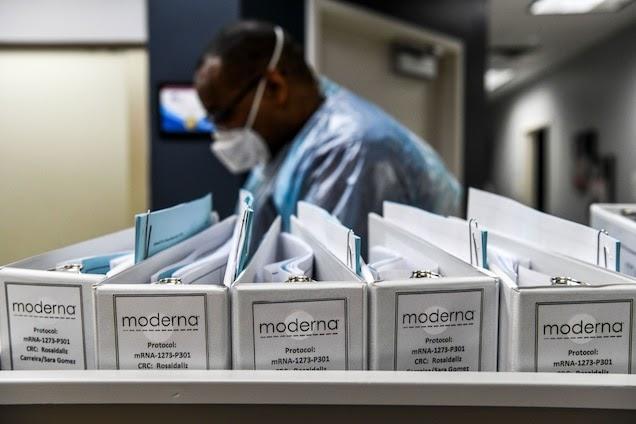 Moderna Vs Pfizer Vaccine Variants - VACVI