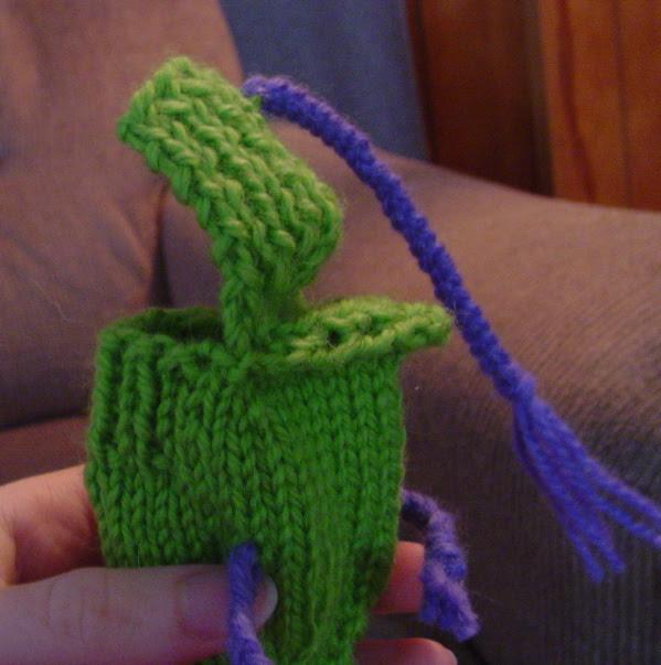 Pocket Creature 2's buttflap