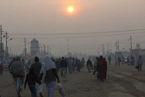 The Call of The Maha Kumbh Allahabad 2013 by firoze shakir photographerno1