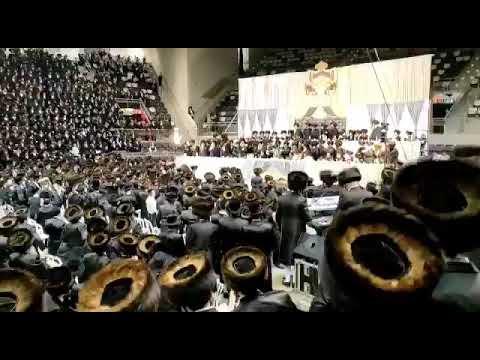 Wedding in the Vizntz sect