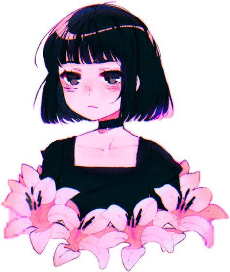 anime girl aesthetic freetoedit