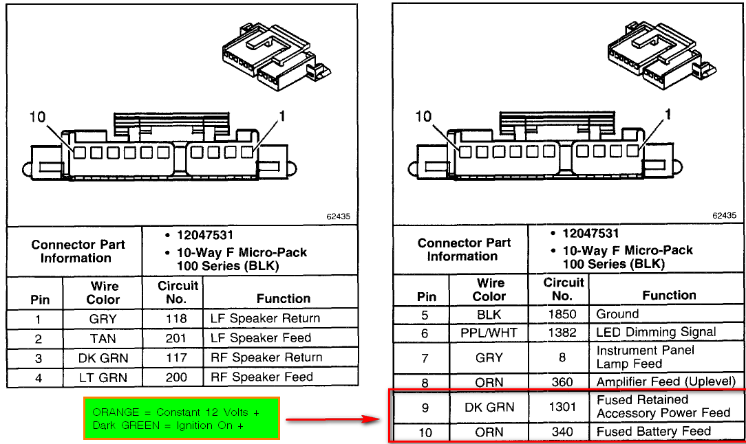 1990 Gmc Stereo Wiring Diagram - Wiring Diagram