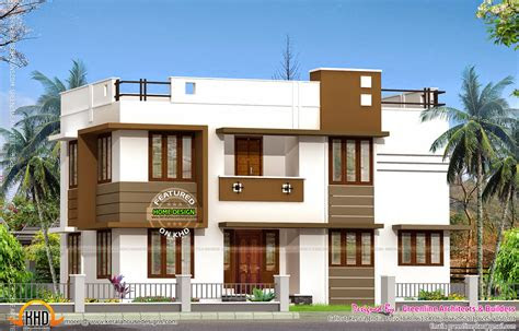 budget double storied house kerala home design floor