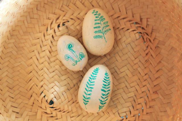 Margie's Painted Eggs