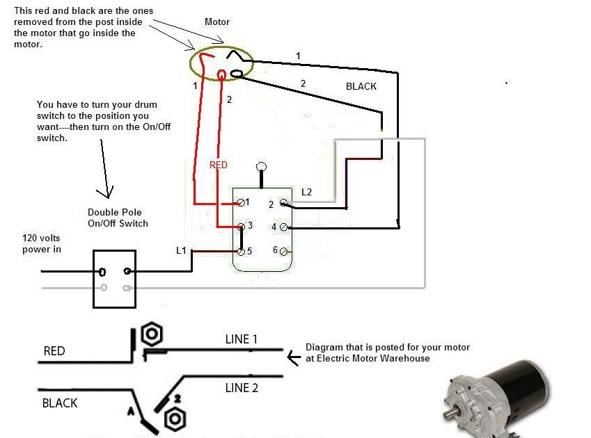 21 Images Dayton Fan Motor Wiring Diagram