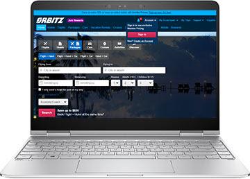Orbitz Promo Code Coupons for Flights & Hotels