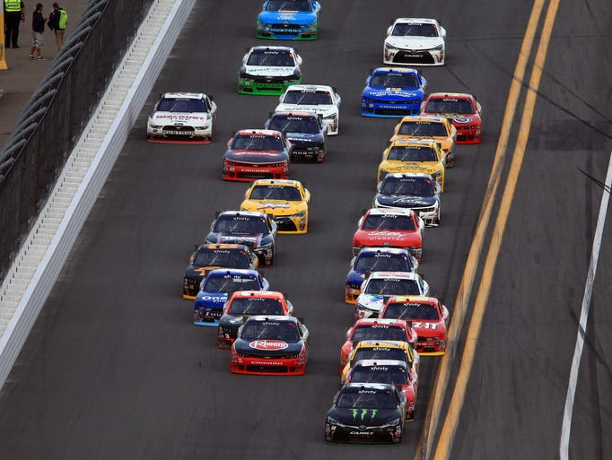 15th Annual Subway Firecracker 250 Powered  By Coca-Cola #NASCAR Entry List
