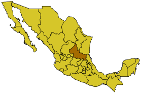 Category:Populated places in San Luis Potosí