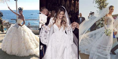 Celebrity Brides of 2016