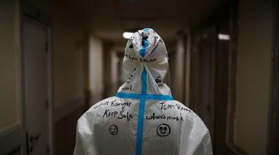 «Вектор» оценил риск новой пандемии из-за индийского штамма COVID-19