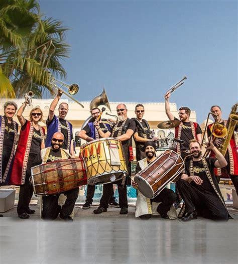 Vivacity Entertainment Bollywood Brass Band wedding