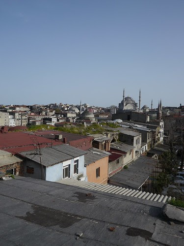 Istanbul From The Rooftops - 5