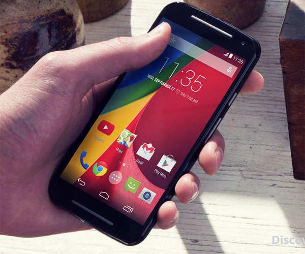 Motorola Moto G 2nd Generation (Rs 12,999)
