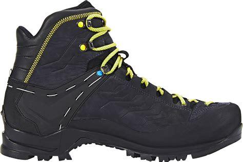 salewa rapace gtx scarpe uomo nero su addnature