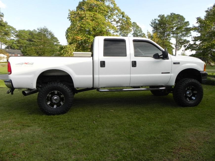 Question F Inch Lift With 35s Or 6 Inch Lift With 37s Ford Powerstrokesel Forum