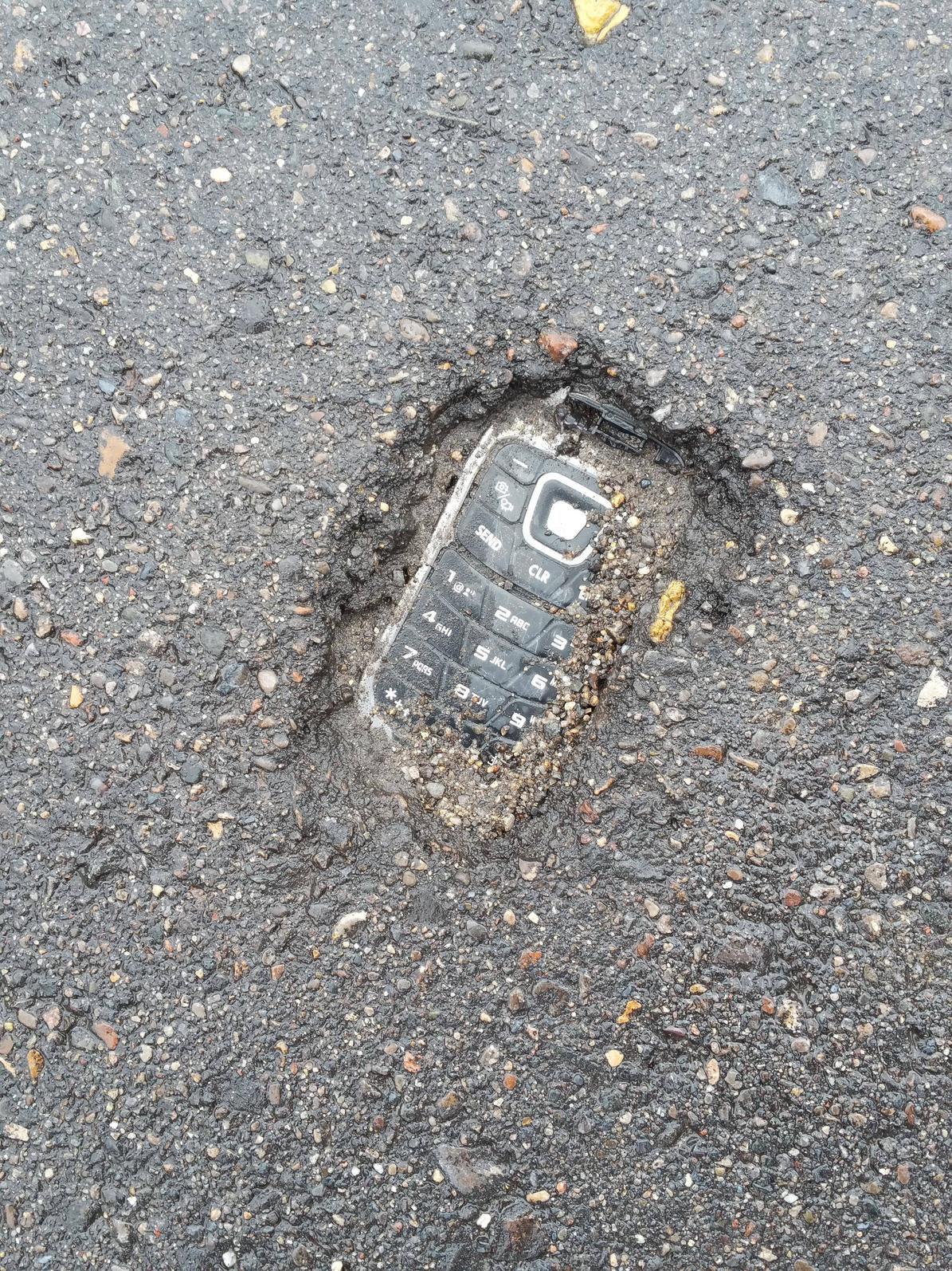 Tech fossil