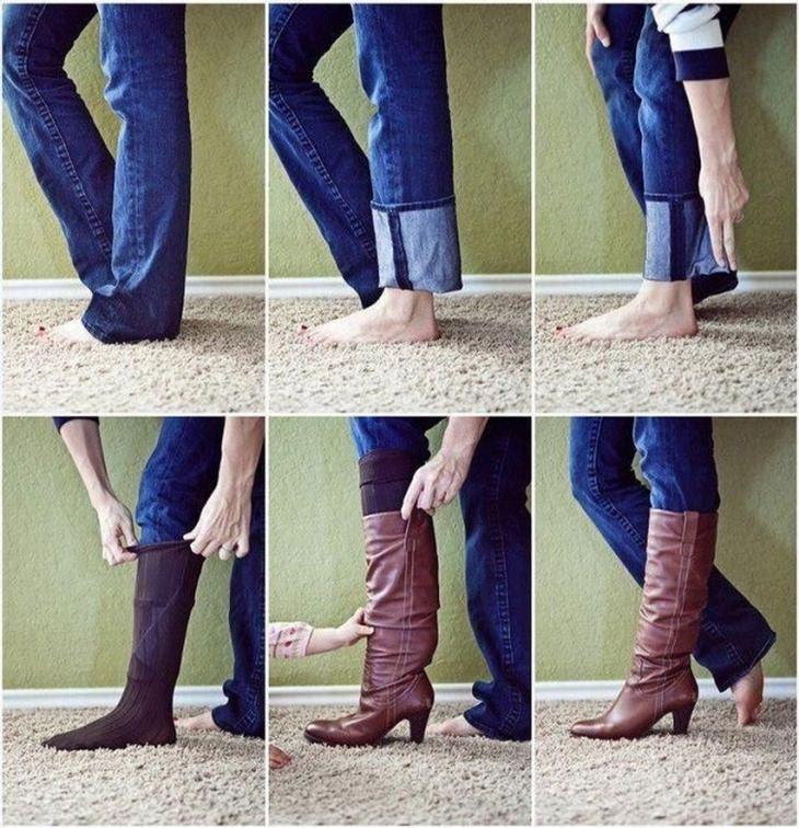Como manter suas roupas e sapatos parecem novos sempre