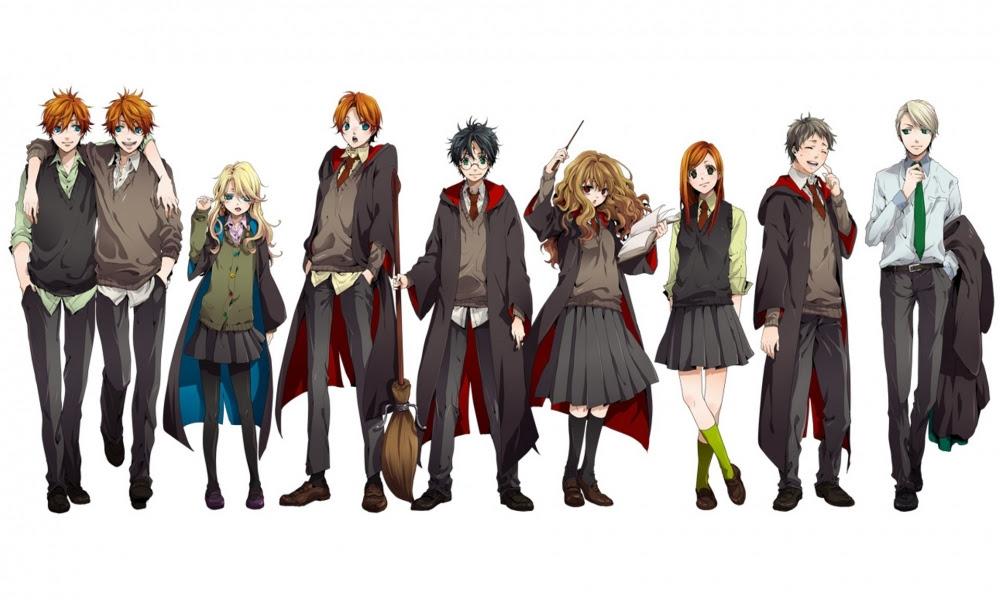 Dibujos De Harry Potter Hd 1000x600 Imagenes Wallpapers Gratis