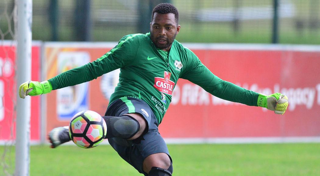 Khune back for Bafana in squad to face Sao Tome e Principe