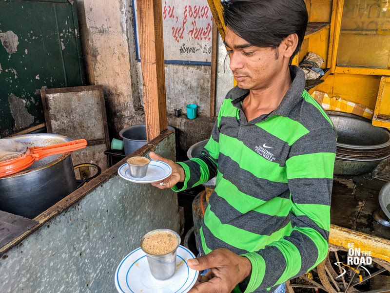 Famous Elaichi Chai (Tea) Of Kutch at Bhuj, Gujarat