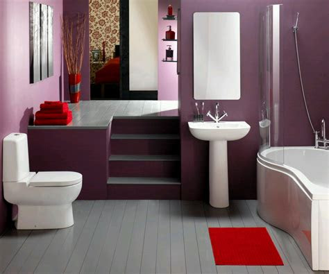 home designs latest luxury modern bathrooms designs