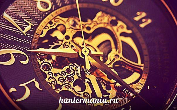 Наручные часы - время украшает мужчину