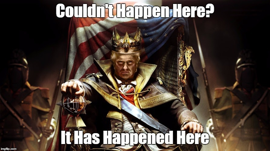 Image result for trump king pax on both houses