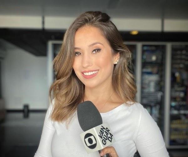 Laurene Santos, da TV Vanguarda, recebe apoio após fala irritada de Bolsonaro