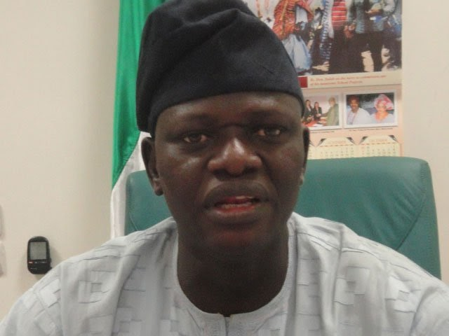 Senate mace snatched with presidency's backing – Hon. Kaze