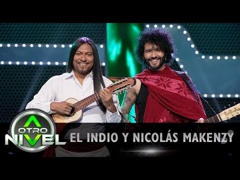 'Solo le pido a dios' - El Indio y Nicolás Makenzy - Fusiones | A otro N...