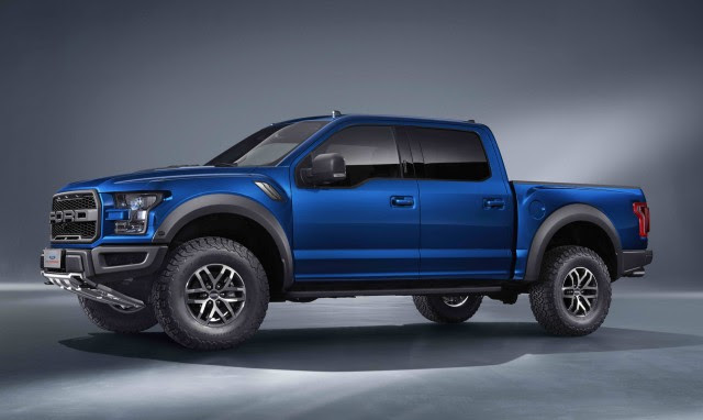 2017 Ford F-150 with 10-speed automatic to arrive at ...