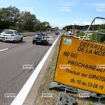 Longeville-lès-Saint-Avold. RD 603 coupée pour travaux : perturbations en vue